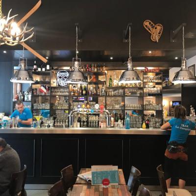 Bar Le Comptoir des Négociant, vue d'ensemble