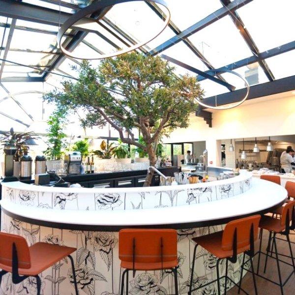 Des Roses et Des Orties, le nouvel établissement du Chef Yannick Delpech