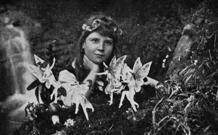 fairies 1 - Las hadas de Cottingley