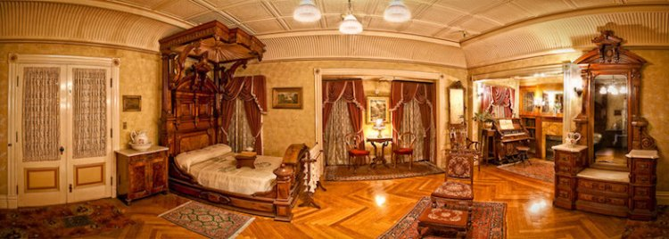 sarahw house - La mansión misteriosa de Sarah Winchester