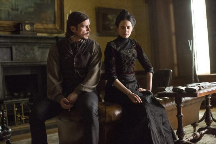 Disfraces victorianos: Penny Dreadful