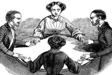 mediums - Mujeres victorianas | Mediums y espiritistas