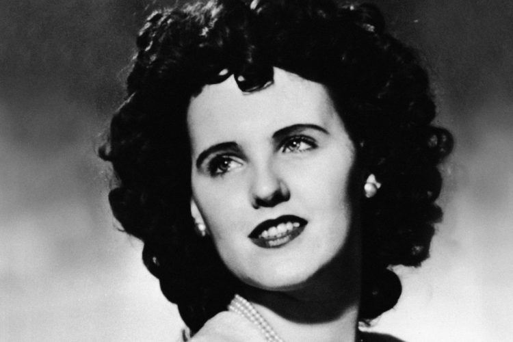 I am the night: Elizabeth Short