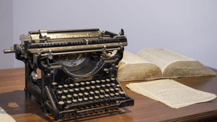 Inventos victorianos: La máquina de escribir