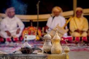 الطقوس الثقافية في القهوة العربية