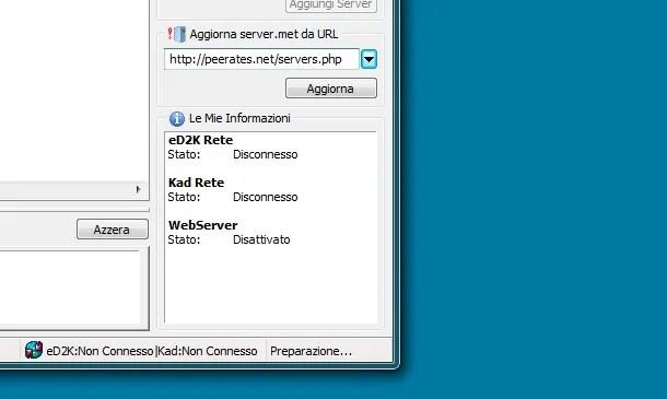eMule: scaricare e configurare eMule