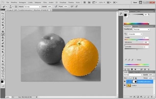 Come Creare Foto In Bianco E Nero Con Un Particolare