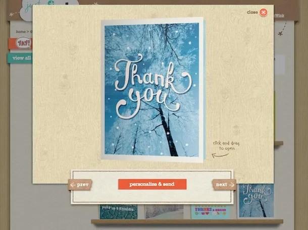 Come mandare cartoline virtuali
