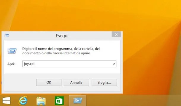 Screenshot che mostra come collegare controller Xbox al PC