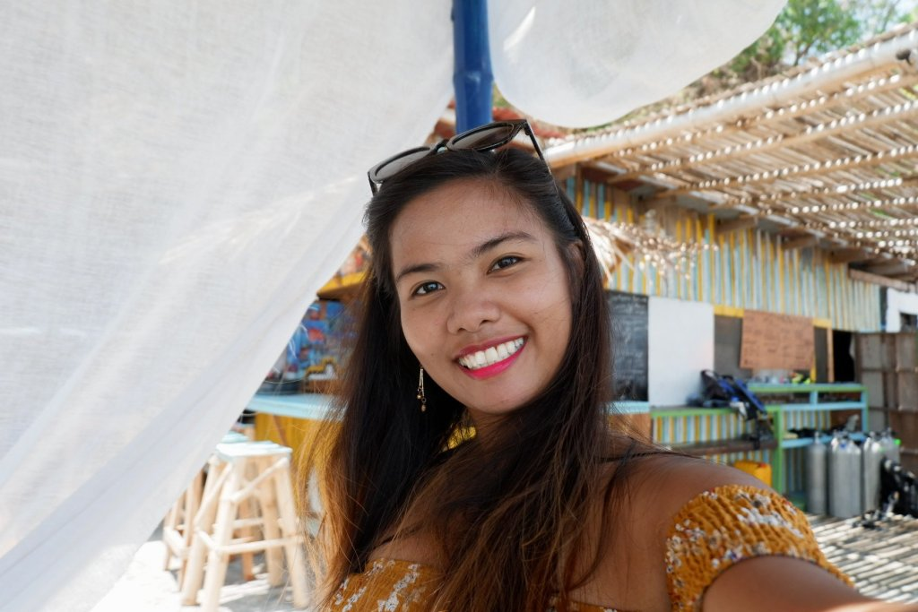 """alt=""""the adventuress selfie at summer cruise batangas"""""""
