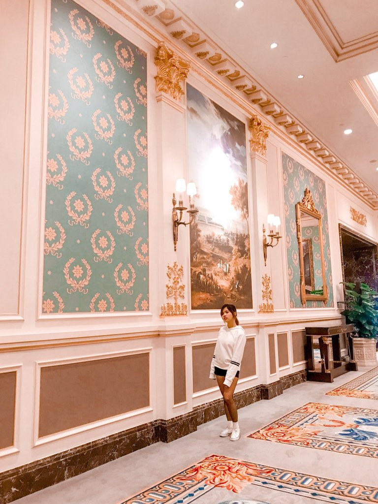 """ALT=""""macau hotels are truly fancy and definitely expensive"""""""