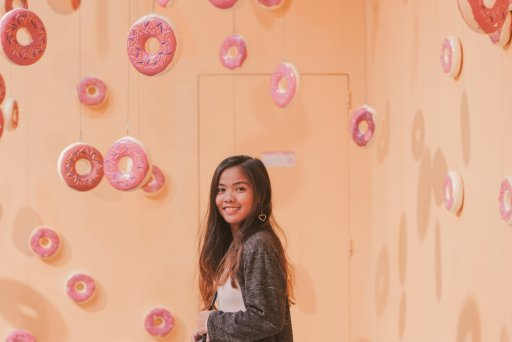 "ALT=""the dessert museum and its doughnut room"""