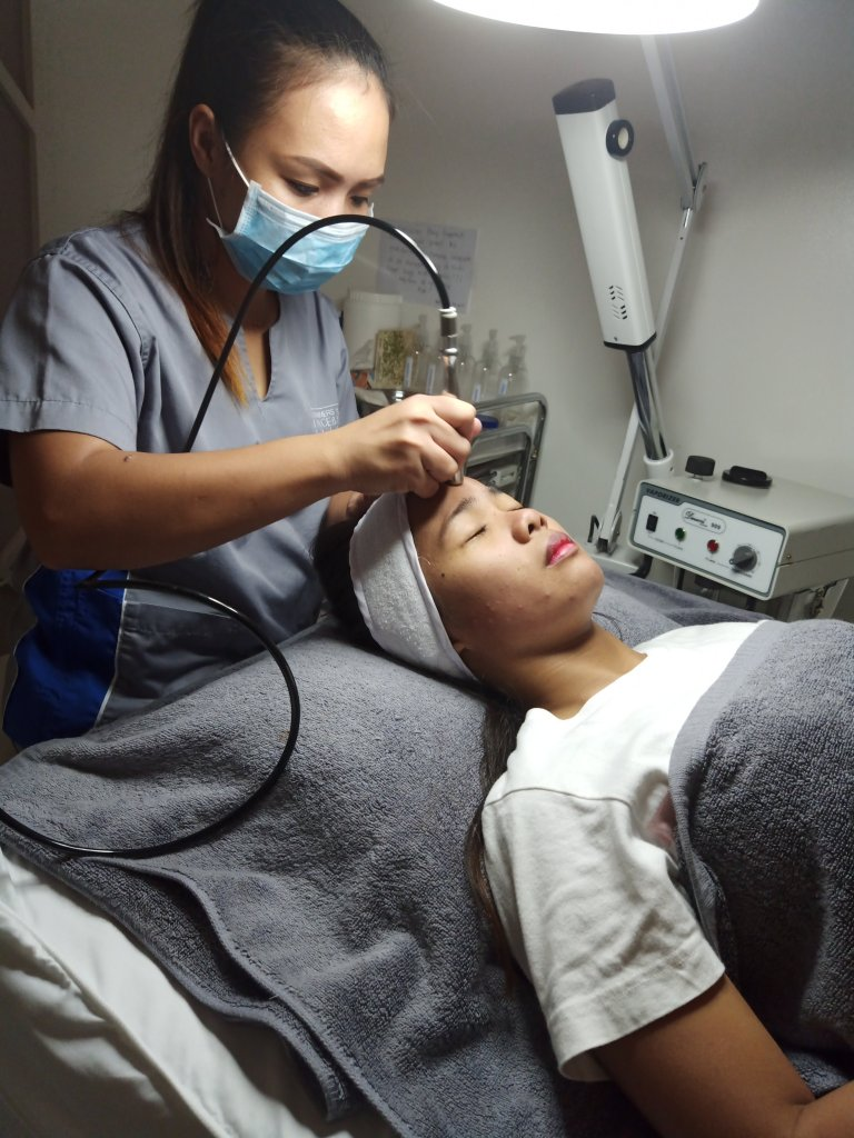 """ALT=""""affordable skin care clinic in cavite and the great process"""""""