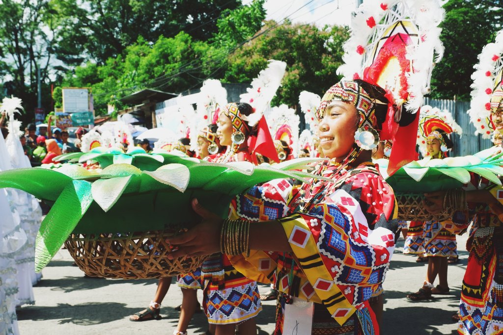 """ALT=""""lanzones festival 2019 and its festivity on the island"""""""