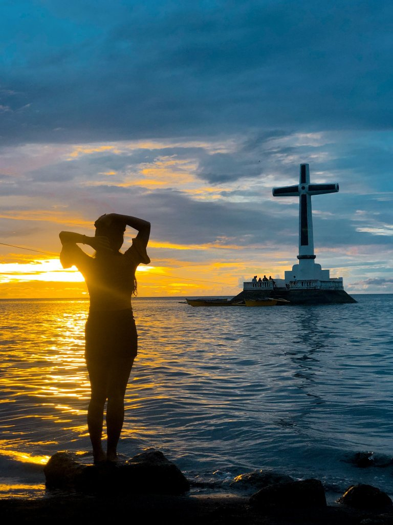 """ALT=""""camiguin travel guide and the sunken cemetery"""""""
