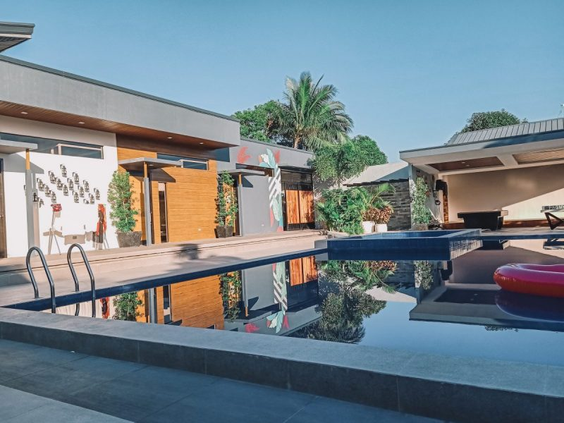 Tate Haus: A Captivating Private Resort in Bulacan