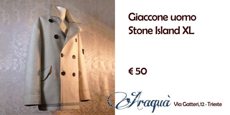 Giaccone uomo XL Stone Island - € 50