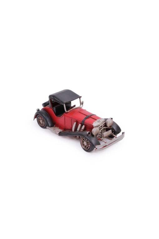 سيارة أمريكية كلاسيكية معدنية 1