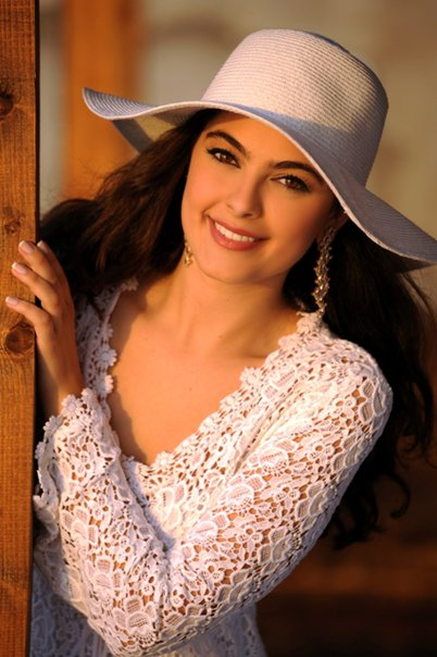 Miss Lebanon 2009 Martine Andraos
