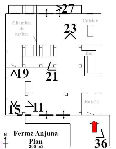 ChaletSélectionné-Plan