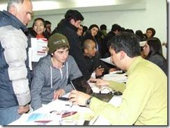 Trabajadores se matricularon en cursos gratuitos del SENCE