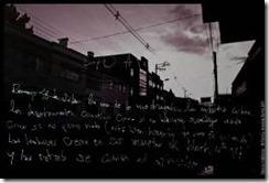 En exposición artística: joven creador temuquense recorre las venas de la ciudad