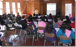 Injuv acerca servicios públicos a las comunidades de La Araucanía