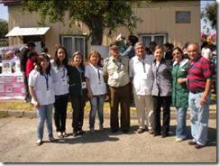 "Hospital de Toltén finaliza año 2011 con ""Expo consejo de participación"""