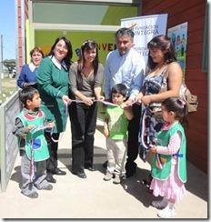Niños y niñas de San Patricio tienen nuevo jardín infantil