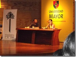 Blanca Lewin participó de Celebración del Día del Cine Chileno en Temuco