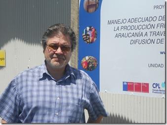 Dr. Jorge Díaz de INIA Carillanca