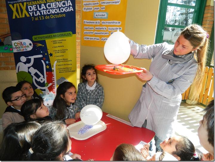 SNCyT, Día de la ciencia en mi colegio