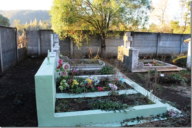 Acceso Eltún (Cementerio) CI Huentecol Cheuquepan - CI Quilape Lopez Curacautín