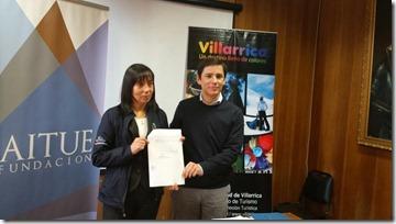 Convenio Fudnacion Villarrica