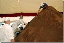 FOTO festival del chocolate en Pucón 2