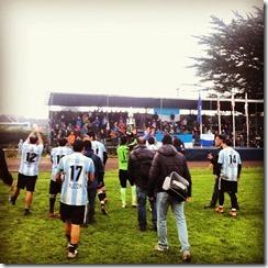 FOTO campeonato de fútbol