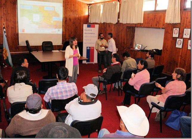 Comunidades de Temuco – Cholchol y Galvarino mejorarán su calidad de vida con mega proyecto de Agua Potable Rural (6)