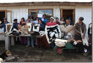 Curso Curtiembre en Lonquimay