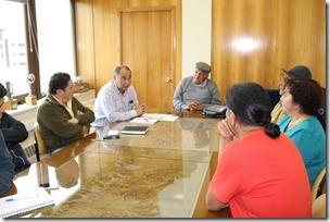 Reunión para abordar situación de Puente Huilio se realizó en Dirección Regional de Vialidad  (3)