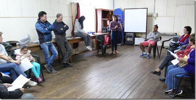 FOTO inicia taller folclórico adulto mayor 1