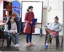 FOTO inicia taller folclórico adulto mayor 3