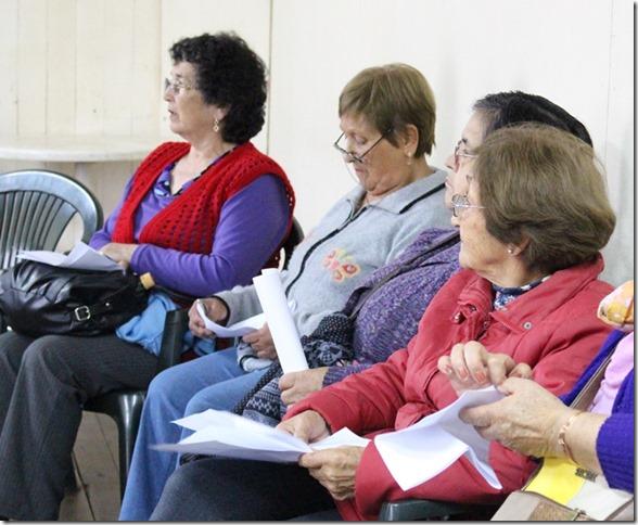 FOTO inicia taller folclórico adulto mayor 4