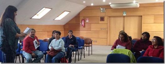 FOTO reunión taller preventivo de delito y violencia intrafamiliar