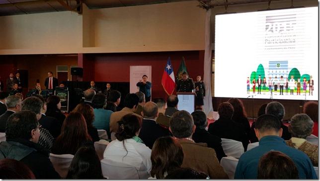 Cuenta Pública Nacional Gendarmeria de Chile