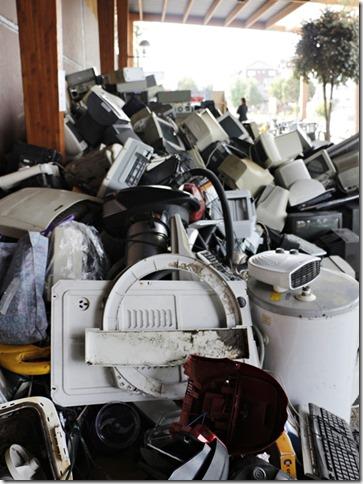FOTO recolección campaña reciclaje 2