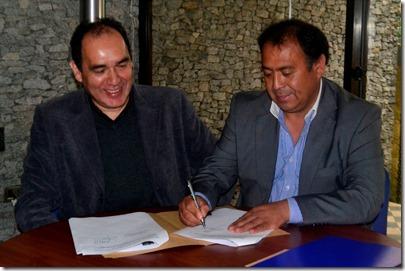 director  Cultura y alcalde Galvarino