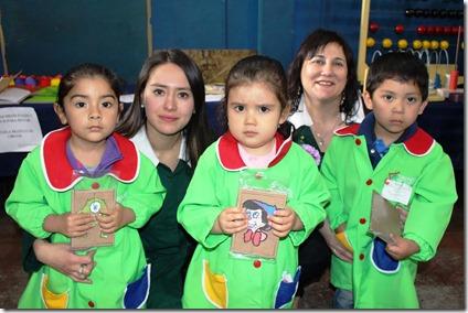 Alumnos del Liceo Bicentenario Araucanía (2)
