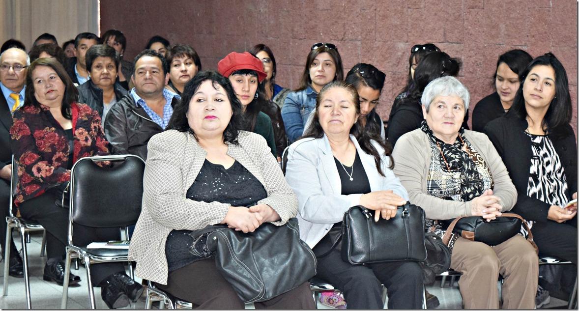 Artesanos de Villarrica fueron homenajeados  (2)