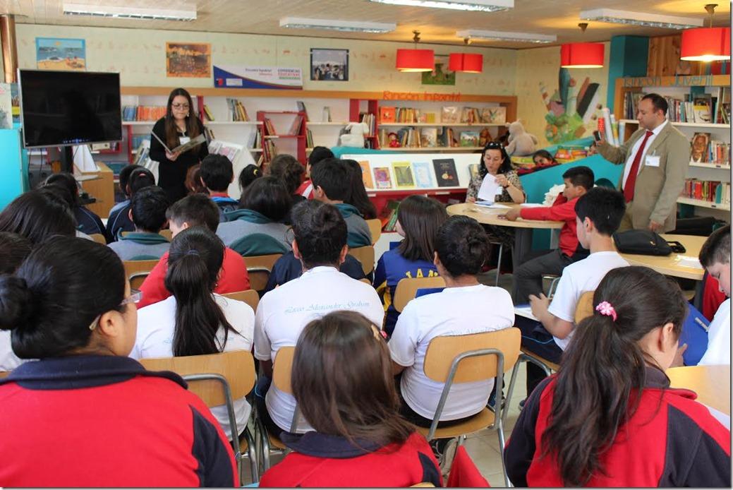 Escuela Epu Klei de Licán Ray (1)