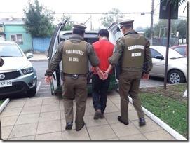 Detenido por violación Padre Las Casas